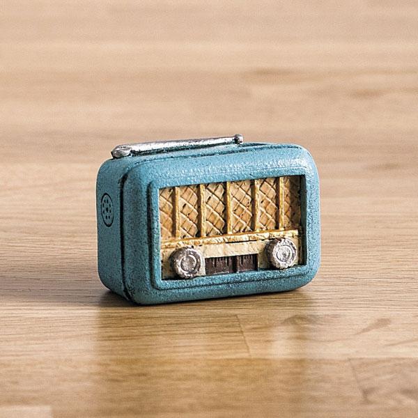Μπομπονιέρα Μολυβοθήκη ραδιόφωνο (Α0031)