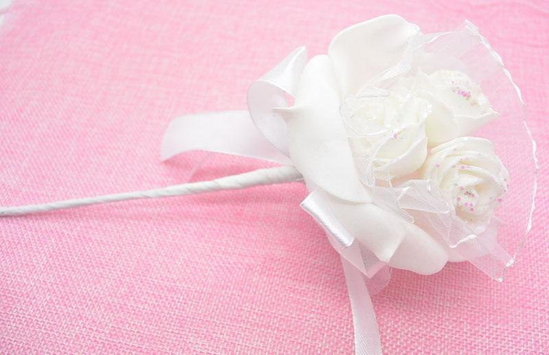 Μπομπονιέρα Γάμου λουλούδι (209-4210)