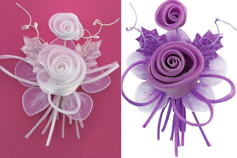 Μπομπονιέρα Γάμου λουλούδι (Μ5900)