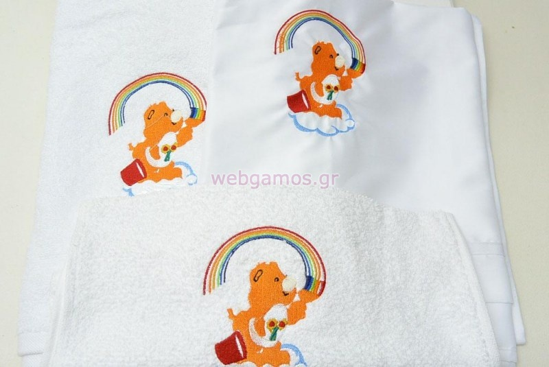 Λαδόπανα care bear (ladcart0066)