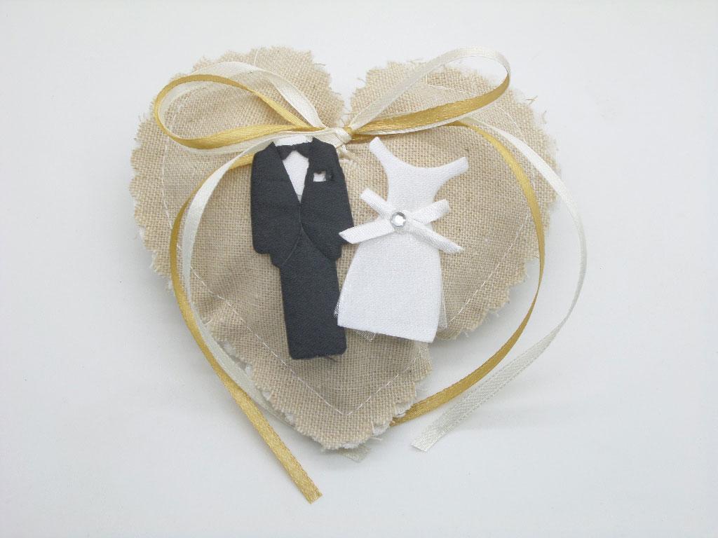 Μπομπονιέρα Γάμου γαμπρός νύφη (527114)